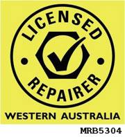 Licensed Repairer MRB3711